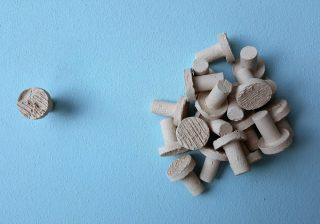 ceramic frag plug small